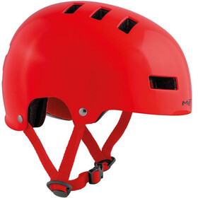 MET Yo-Yo Bike Helmet Children red